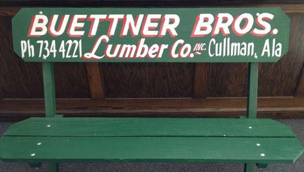 Buettner Brothers Lumber 700 7th Ave Sw Cullman Al 35055 Phone 256 734 4221 Fax 256 737 8102 Cullman Lumber Trip