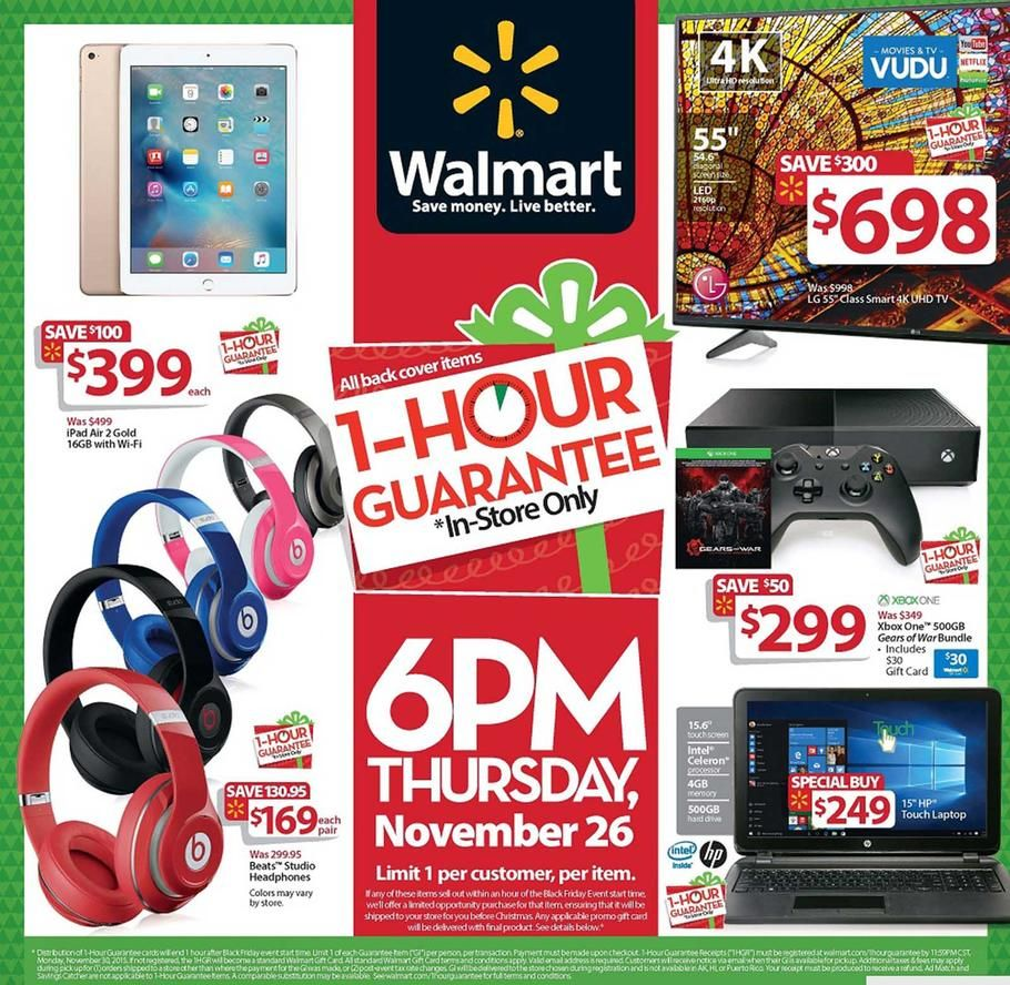 Walmart sale ad for this weekend - Walmart Black Friday 2015 Ad Deals Sales