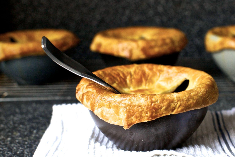 Pancetta, white bean, and swiss chard pot pie (Smitten Kitchen ...