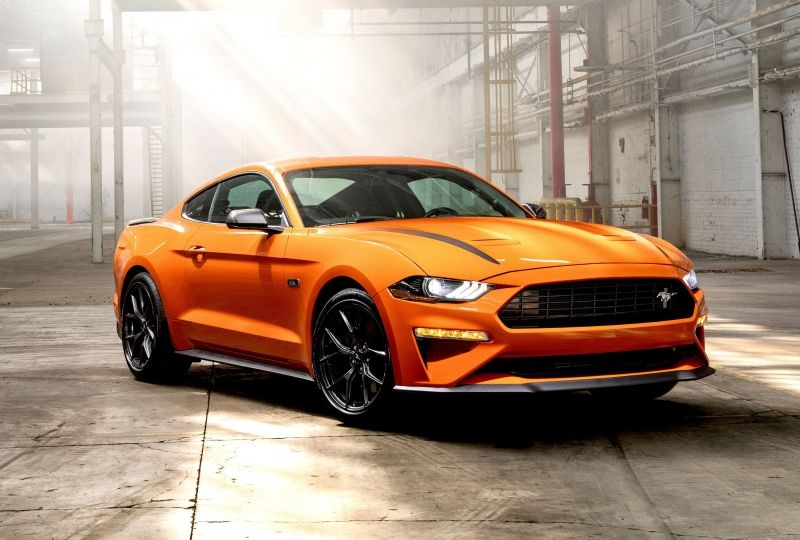 2020 Ford Mustang Luxury Car Hd Poster Wallpaper 3840x2400