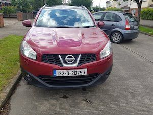 High spec Nissan qashqai 1.6 dci comes with fresh nct 05 ...