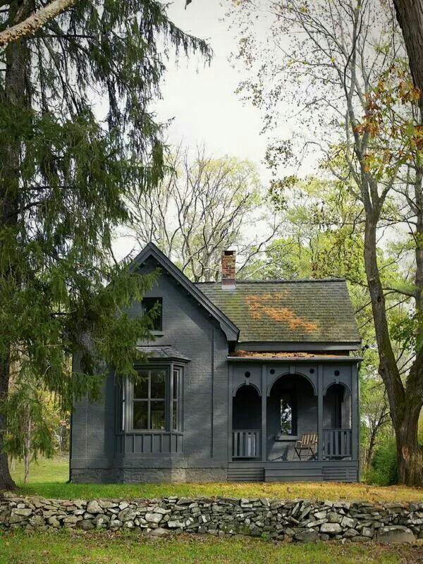 Victorian cottage...