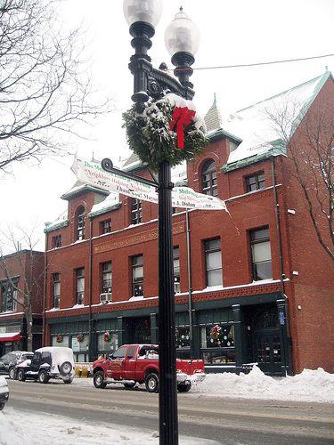 Downtown Melrose Melrose Massachusetts Melrose Downtown