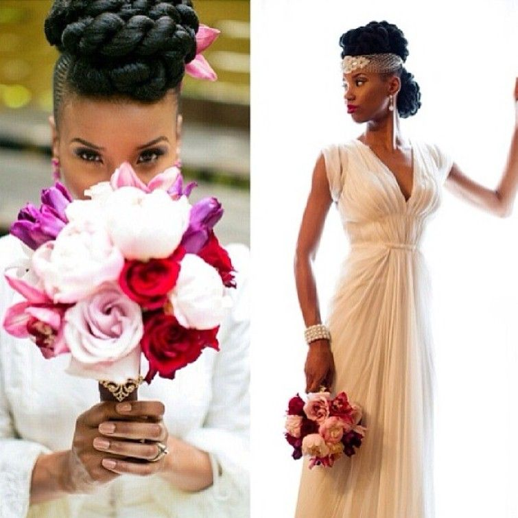 Fabulous 1000 Images About Natural Wedding Hairstyles On Pinterest Short Hairstyles Gunalazisus