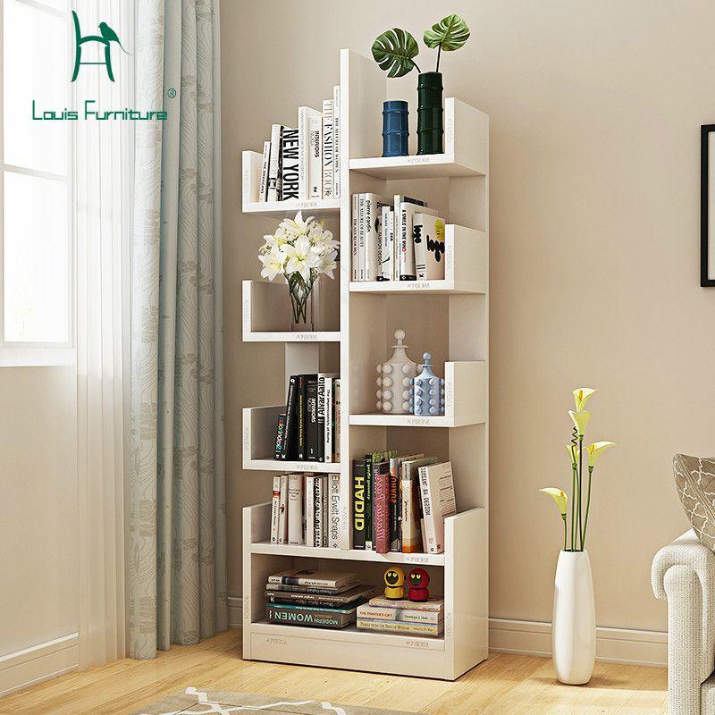 Louis Fashion Bookcases Bookshelf