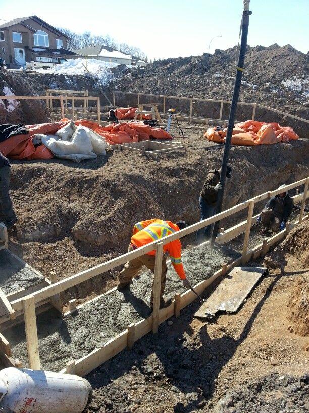 Concrete pumps make life easy