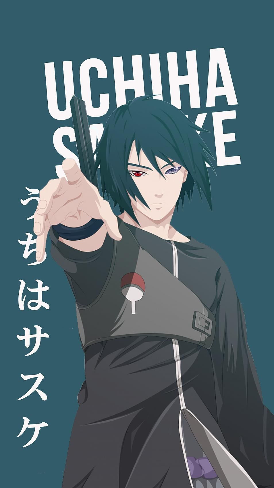 Uchiha Sasuke Korigengi Wallpaper Anime Personagens