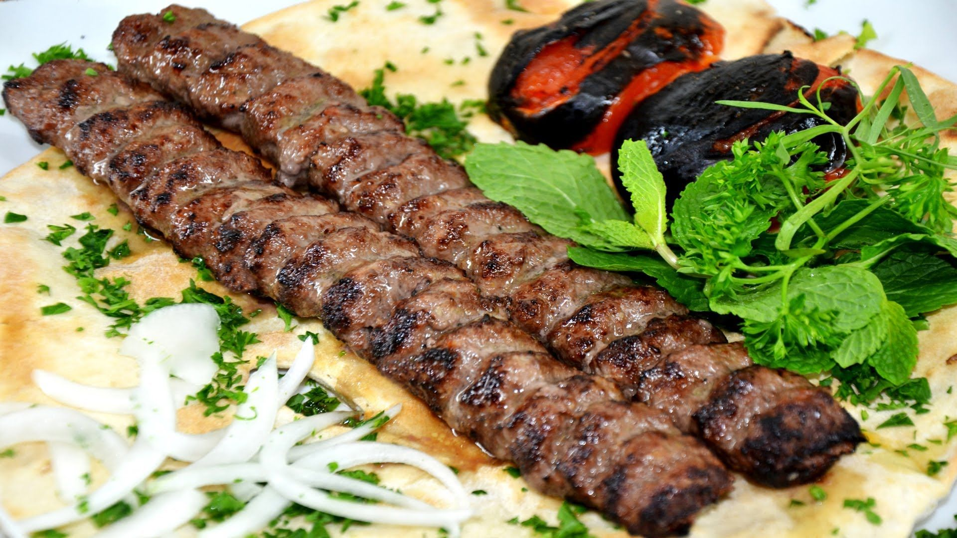 Delicious Persian Food Noosh Kitchen Koobideh Lamb Beef Chicken Persian Food Egyptian Food Persian Cuisine