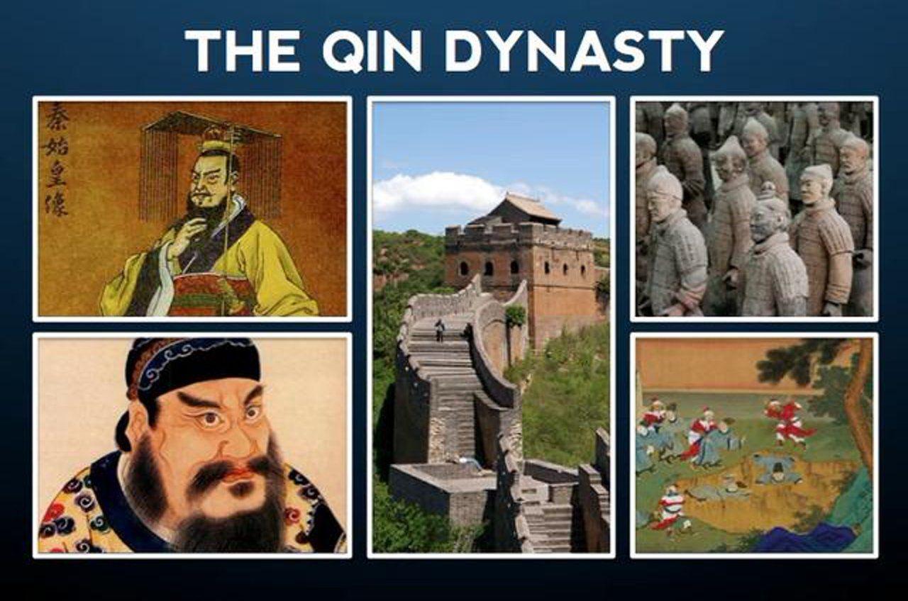 Qin Dynasty And Han Dynasty