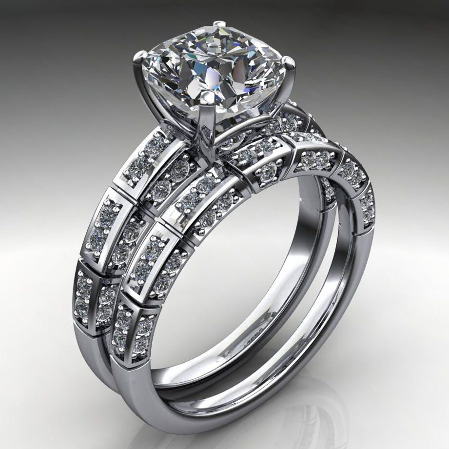 Top 10 Alternatives To A Traditional Diamond Engagement Ring Classic Engagement Rings Wedding Band Sets Engagement