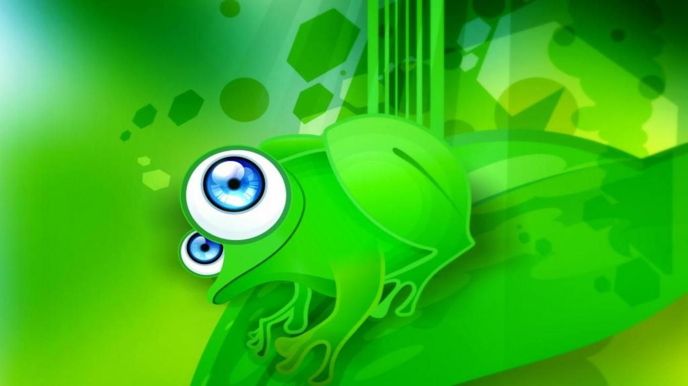 Free Frog Backgrounds Free Download Hd Cute Cartoon Frog