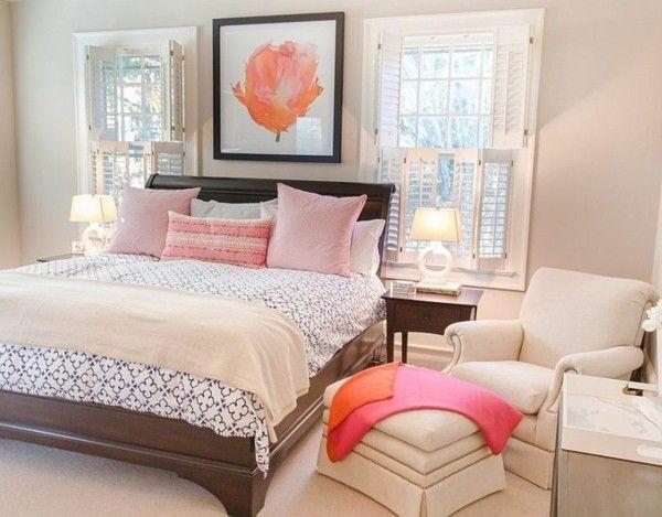 40 idées pour la décoration magnifique en couleur corail! - couleur pour salon moderne