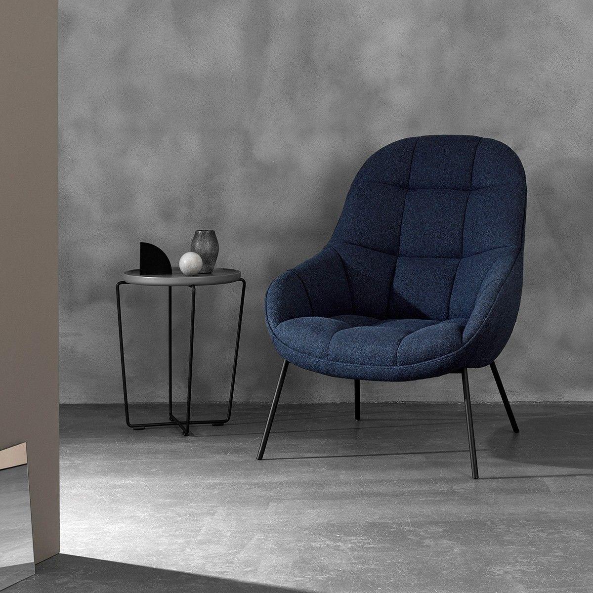 Le fauteuil design Mango de la marque Won enveloppant et