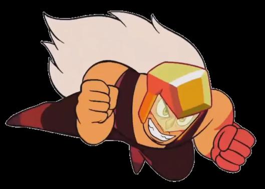 Jasper- Steven Universe