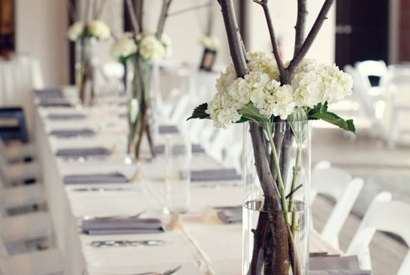 Find Inspiration In Nature For Your Wedding Centerpieces - 40 Creative Ideas