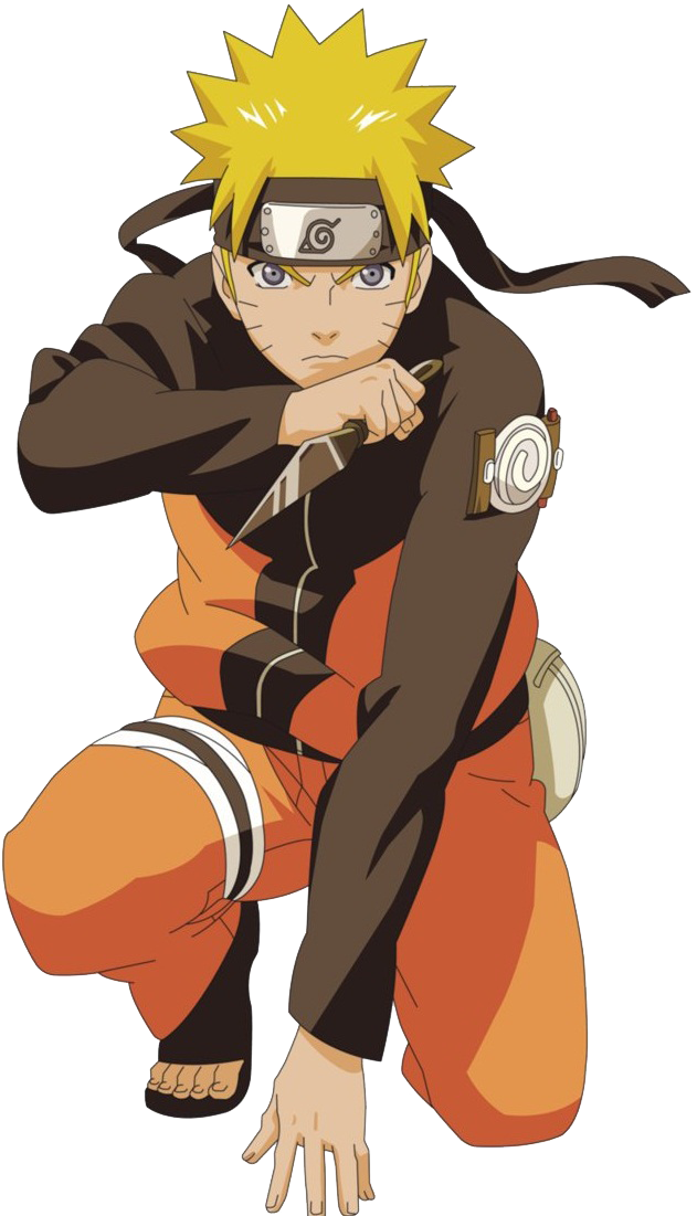Naruto Uzumaki (うずまきナルト, Uzumaki Naruto) is a shinobi of