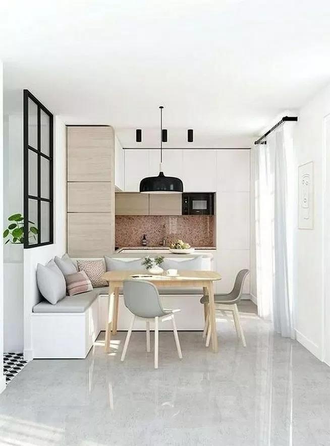 12 Open Dining Room And Kitchen Design Ideas Fresh Home Ideas Cozinhas Modernas Espacos Pequenos Decoracao Cozinha E Sala Integradas