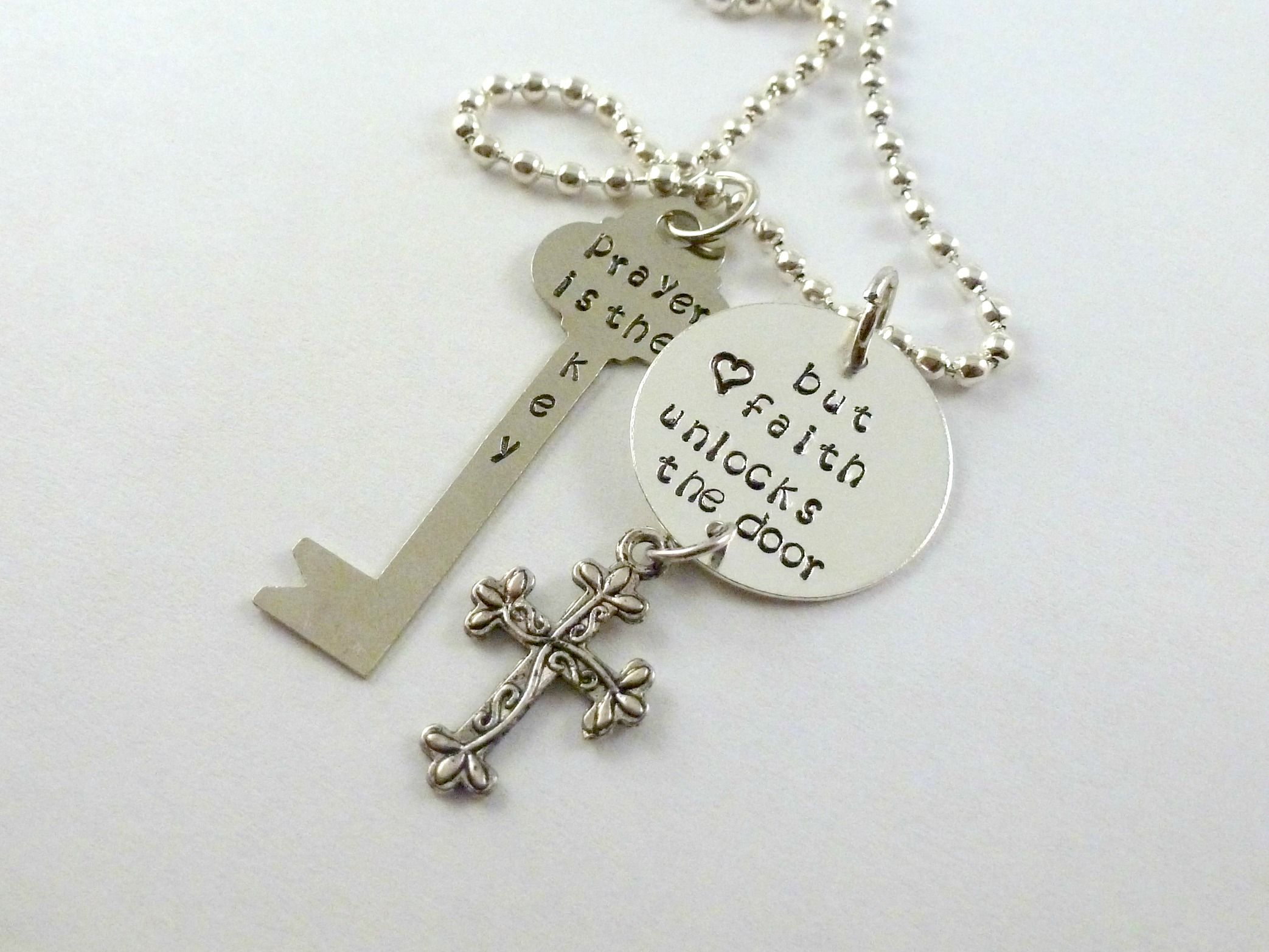 pendant sterling bling az box locket silver inch cross poison sstr prayer jewelry necklace antique