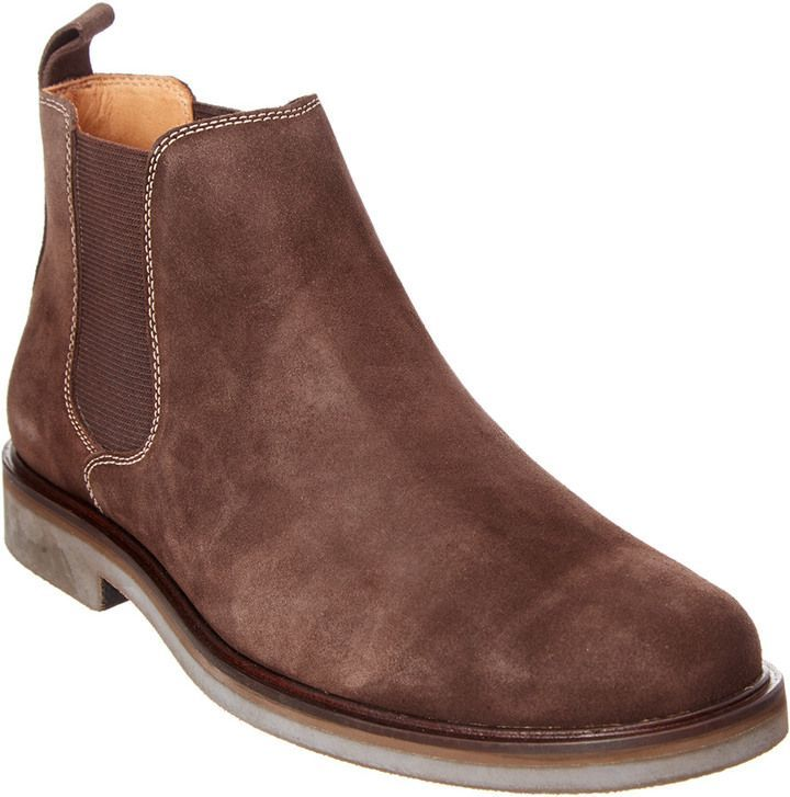 Rascal Suede BootRugged Chelsea Platon Pliner Donald The 0POkn8w