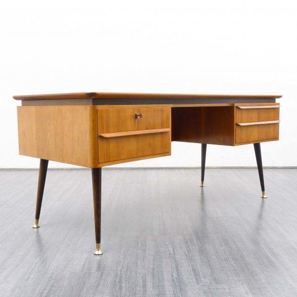 1950s desk | Vintage beauties | Pinterest | Möbel