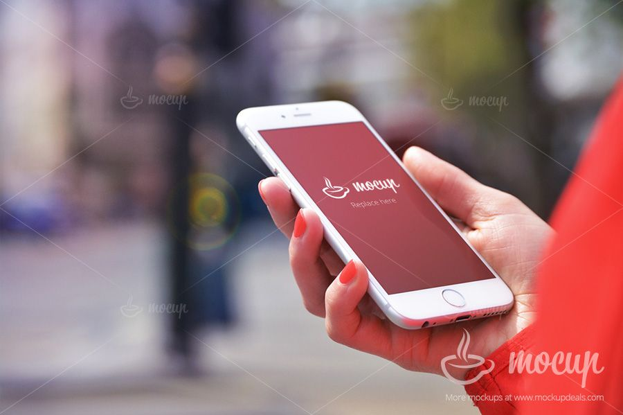 Download Free Iphone 6 Psd Mockup In London Publicitario Utilidades