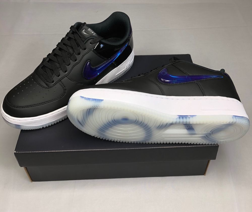 fc888abb397 Nike Air Force 1 X Playstation  18 QS E3 Los Angeles Exclusive BQ3634 001  Size 9  fashion  clothing  shoes  accessories  mensshoes  athleticshoes  ad  (ebay ...