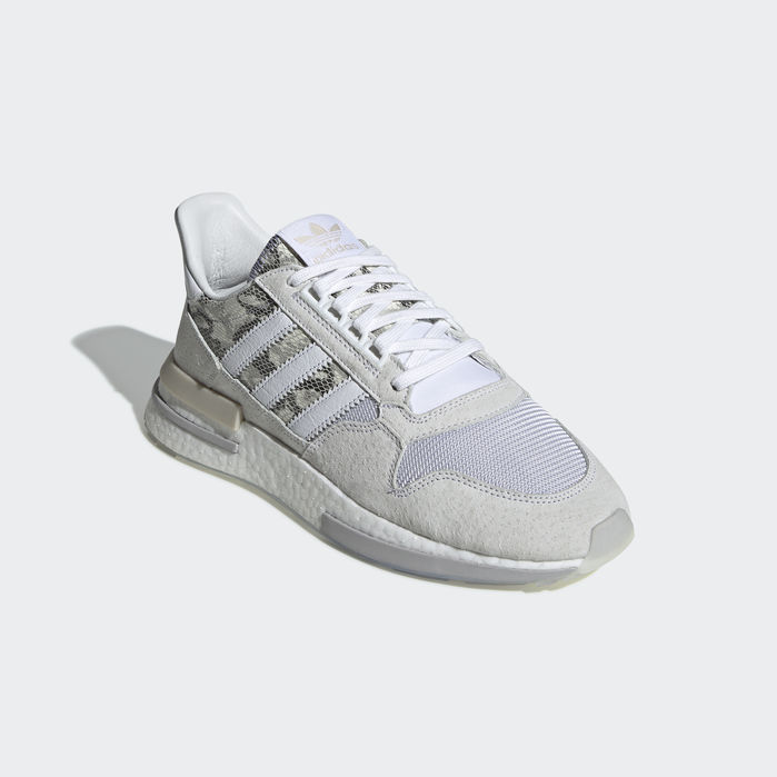 quite nice 60574 c4052 ZX 500 RM Shoes White 11.5 Mens