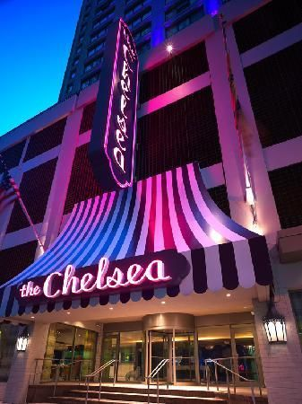 The New Chelsea Hotel In Atlantic City Atlantic City Chelsea Hotel Atlantic City Hotels