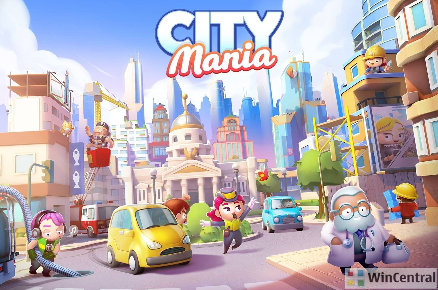 Pin On City Mania Mod Apk