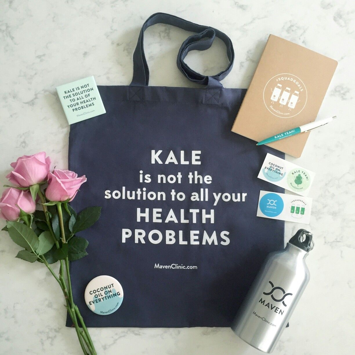 FREE 25 health chat and gift bag with firsttime visit