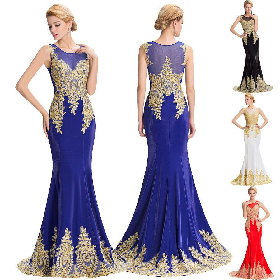 Uk womens formal prom evening cocktail party bridesmaid ladies dress