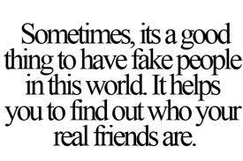 Fake Friends Vs True Friends Fake People Real Friends Pretty Words