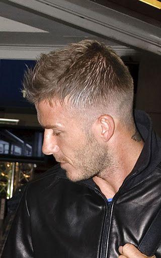 Sensational David Beckham Images Hairstyles And Google On Pinterest Hairstyles For Women Draintrainus