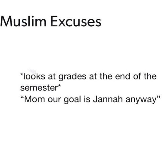 Image result for when you score bad in exams but jannah is goal meme