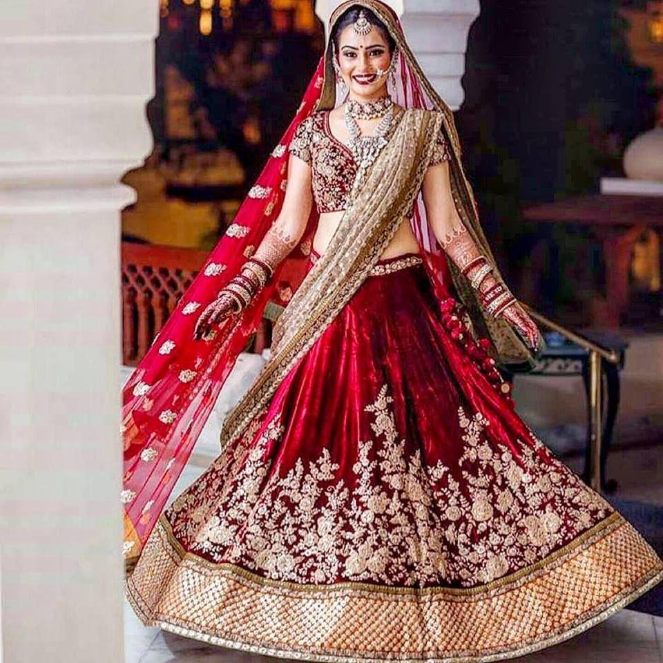 Sabyasachi Lehenga | Indian and Pakistani Brides | Pinterest ...