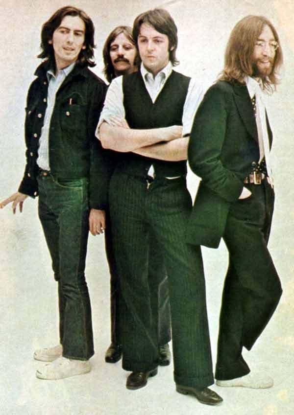 The Beatles London 9 April 1969