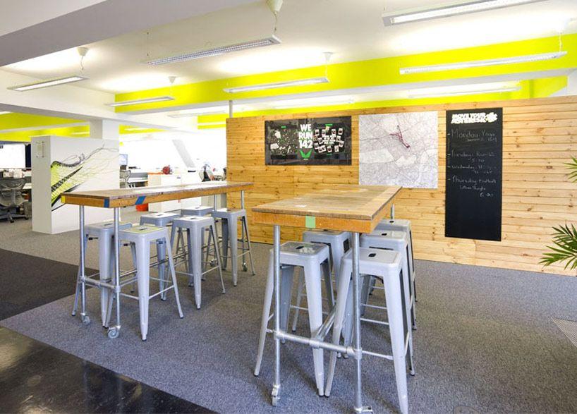 nike uk headquarters re design by rosie lee interiors office