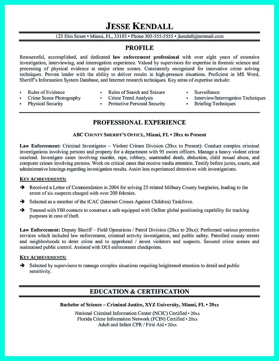 Police Officer Resume Example Nice Best Compliance Officer Resume To Get Manager's Attention