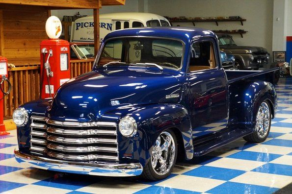 1953 Chevy 5 Window For Sale Google Search Chevy Trucks Vintage Trucks Classic Cars Trucks