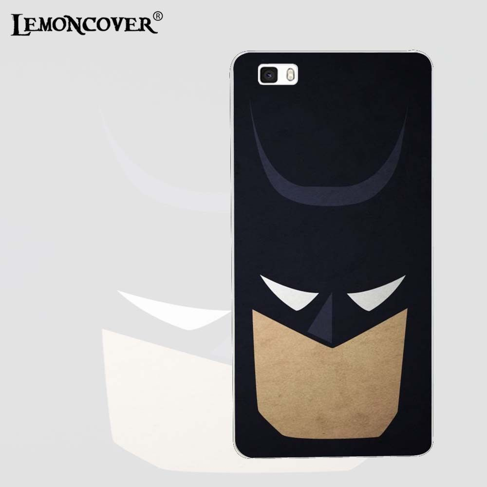 The Avengers Character Logo Giclee For Huawei Ascend P8 Lite Case