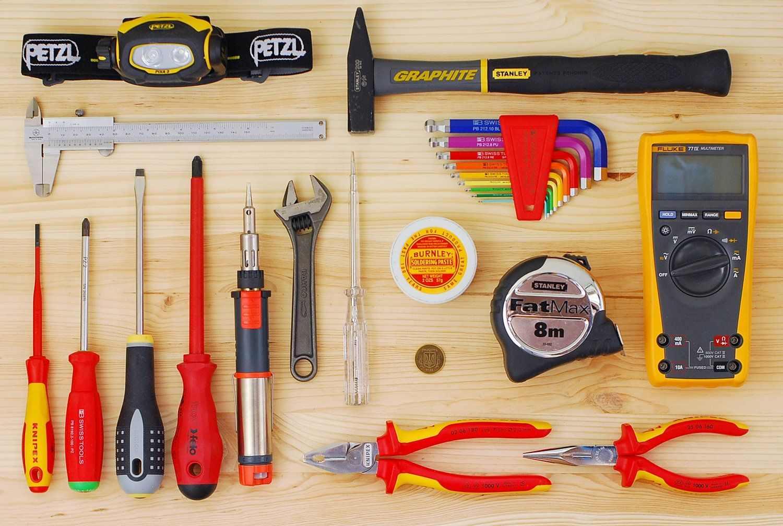 Electrician EDC | Fashion | Edc, Tools, Adjustable wrench
