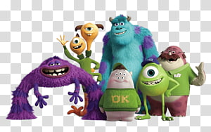 Squishy James P Sullivan Mike Wazowski Monsters Inc Mike Sulley To The Rescue Terry Monsters Transparent Mike And Sulley Mike From Monsters Inc Clip Art