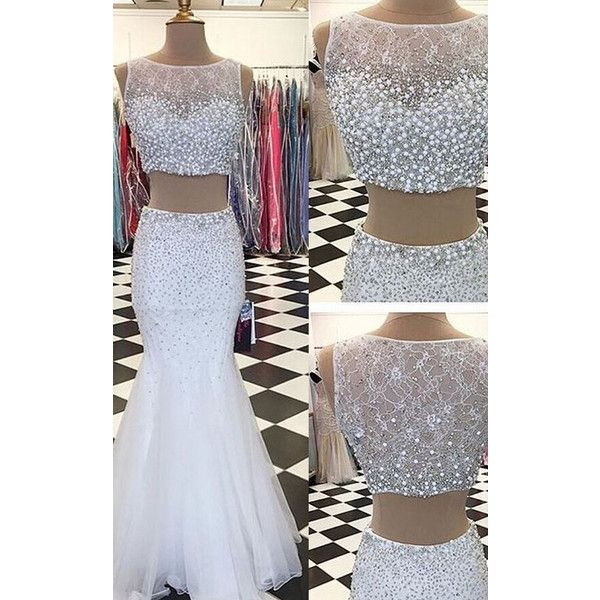 Designer Clothes, Shoes & Bags for Women   SSENSE. Prom Dresses Two  PieceWhite ...