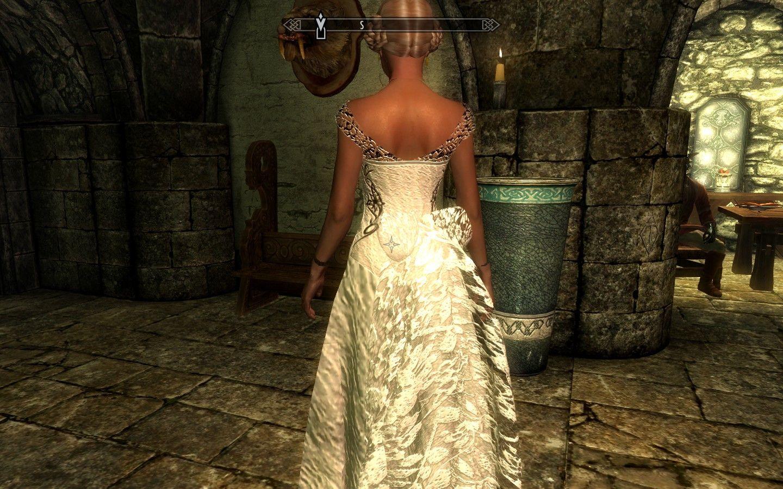 Skyrim Wedding Dress.Skyrim Wedding Dresses Google Search Wedding Dresses Wedding