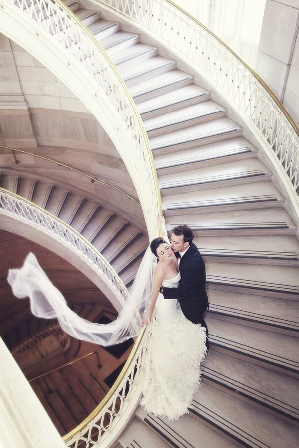 Glamorous and Ethereal Bridal Style with Photography by LindseyK Photography