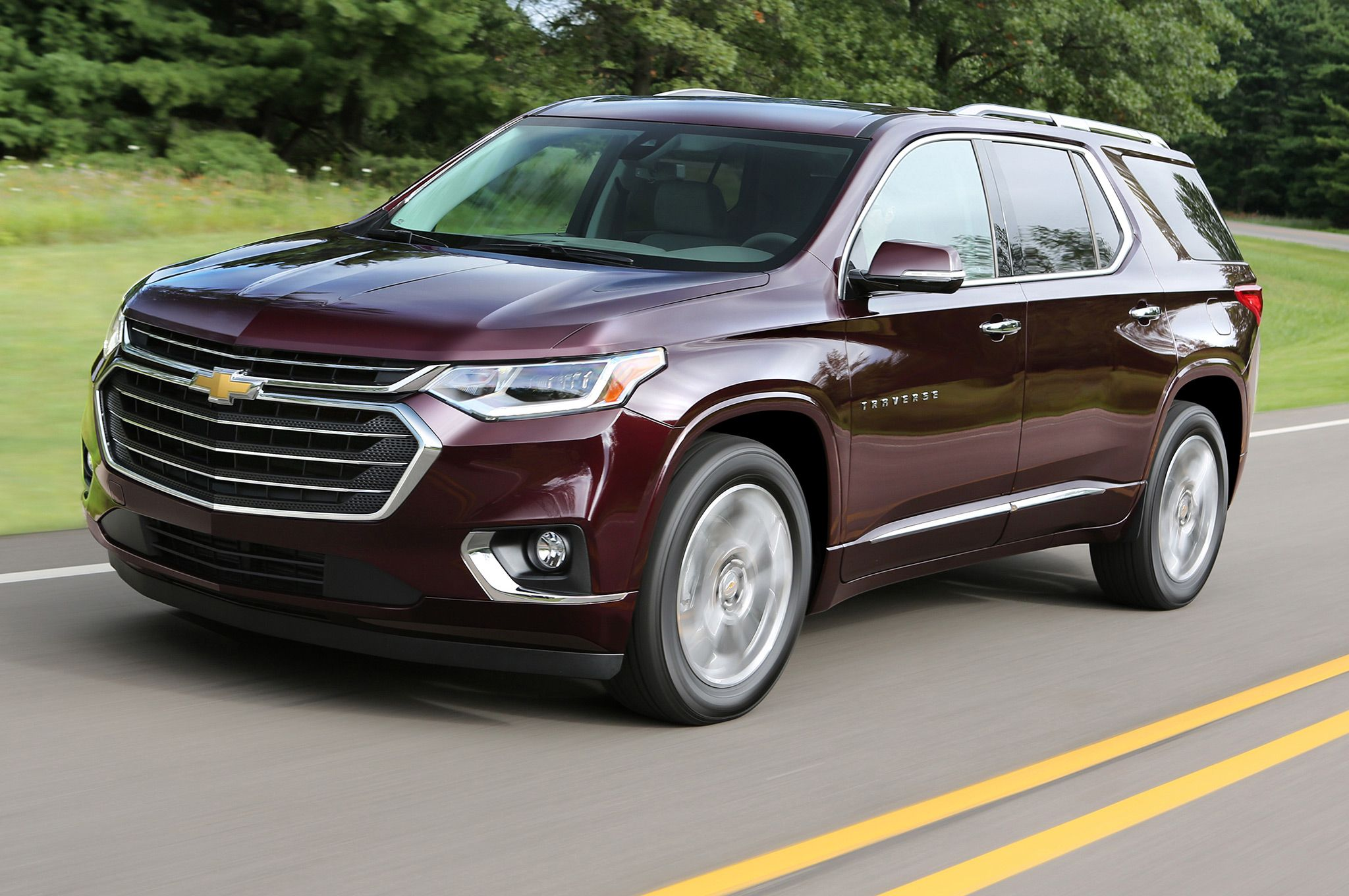 2018 Chevrolet Traverse First Drive Review Staycation Http Www