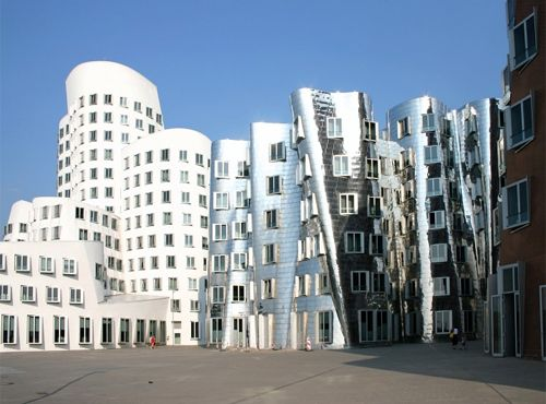 Frank Gehry, Dusseldorf, Germany