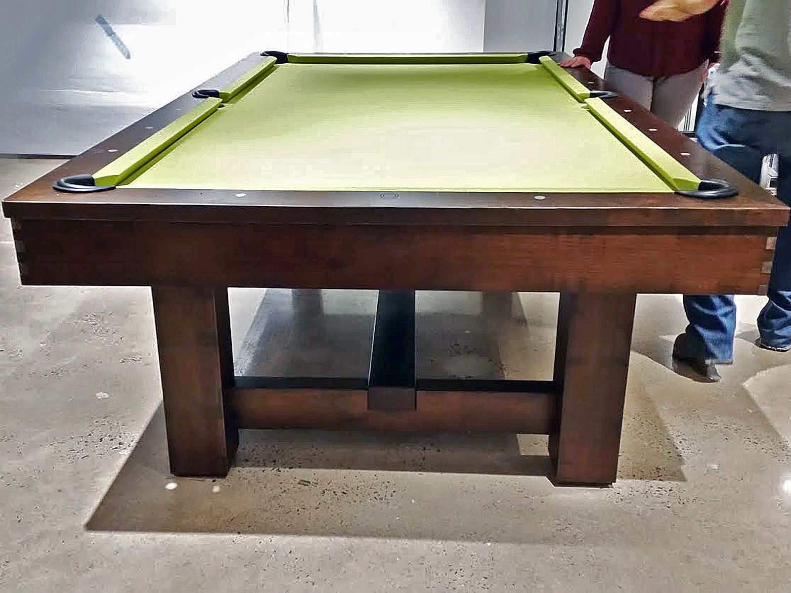 olhausen breckenridge pool table by olhausen billiards : buy