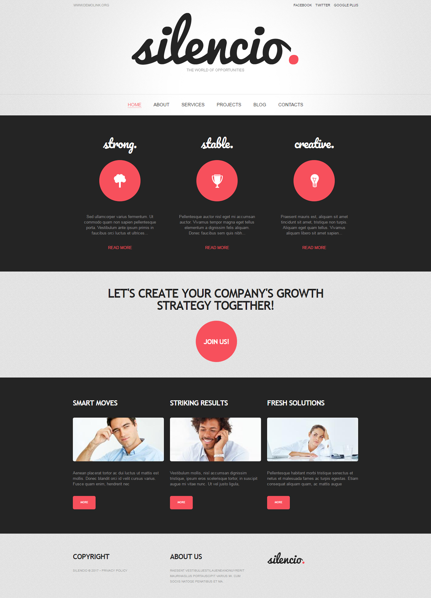 Simple business drupal theme on behance drupal themes pinterest simple business drupal theme on behance business website templatesdrupal simplebehancebehavior wajeb Image collections