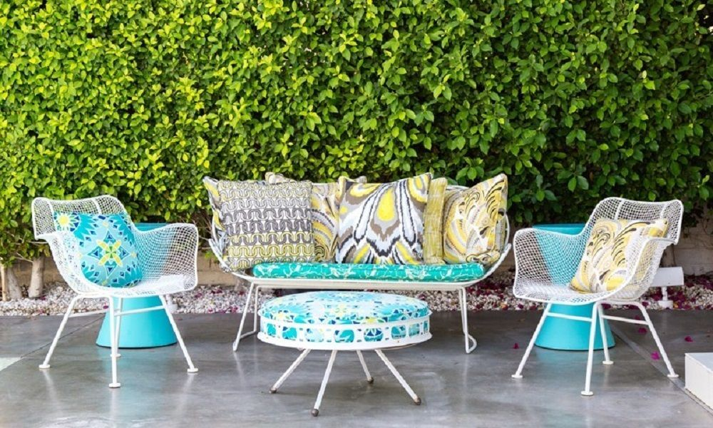 Palm Springs Style Outdoor Furniture - Palm Springs Style Outdoor Furniture MCM In 2018 Pinterest